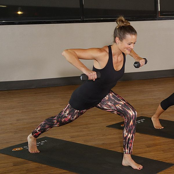 Sculpt, Stretch, and Stretch: Full-Body Yoga Toning: Stretch and sculpt your muscles with this CorePower Yoga toning workout.