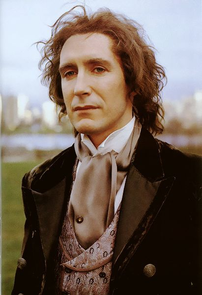 The 8th Doctor, Paul McGann | In my humble opinion the most handsome incarnation of the doctor ; P ( To bad 10 and 11!)
