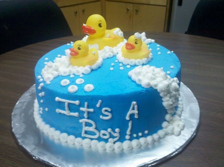 duck baby shower | rubber ducky cake — Baby Shower