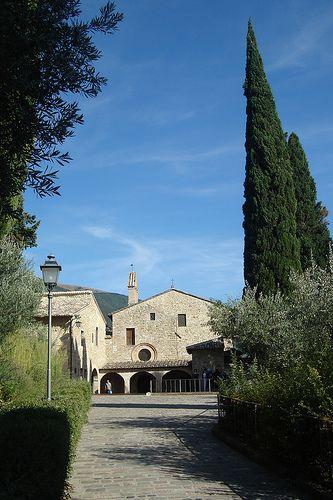 San Damiano, Assisi, Umbria
