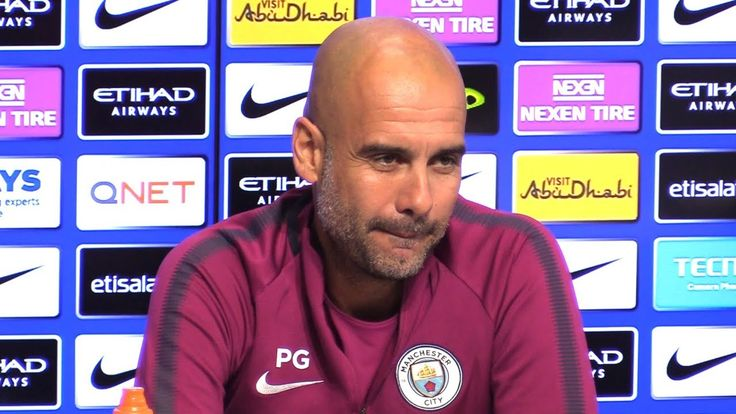 cool Pep Guardiola Full Pre-Match Press Conference - Leicester v Manchester City - Premier League