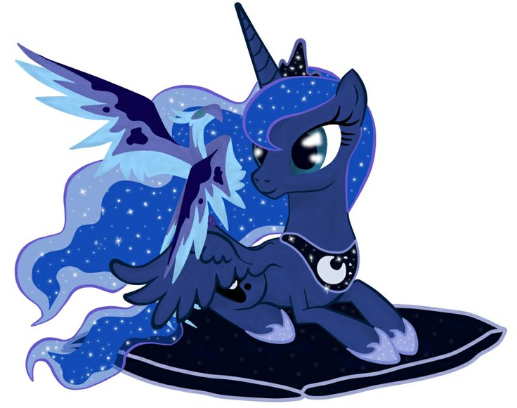 Princess Luna, and Nightshade