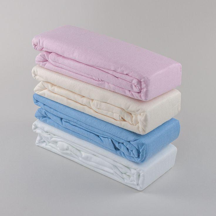 Junior Joy ® - 100% Cotton - Flannette Sheets Available In: 2 Pram Flannette Sheets (Code No: 6030), 2 Cot Flannette Sheets (Code No: 6031), 2 Cot Bed Flannette Sheets (Code No: 6149)