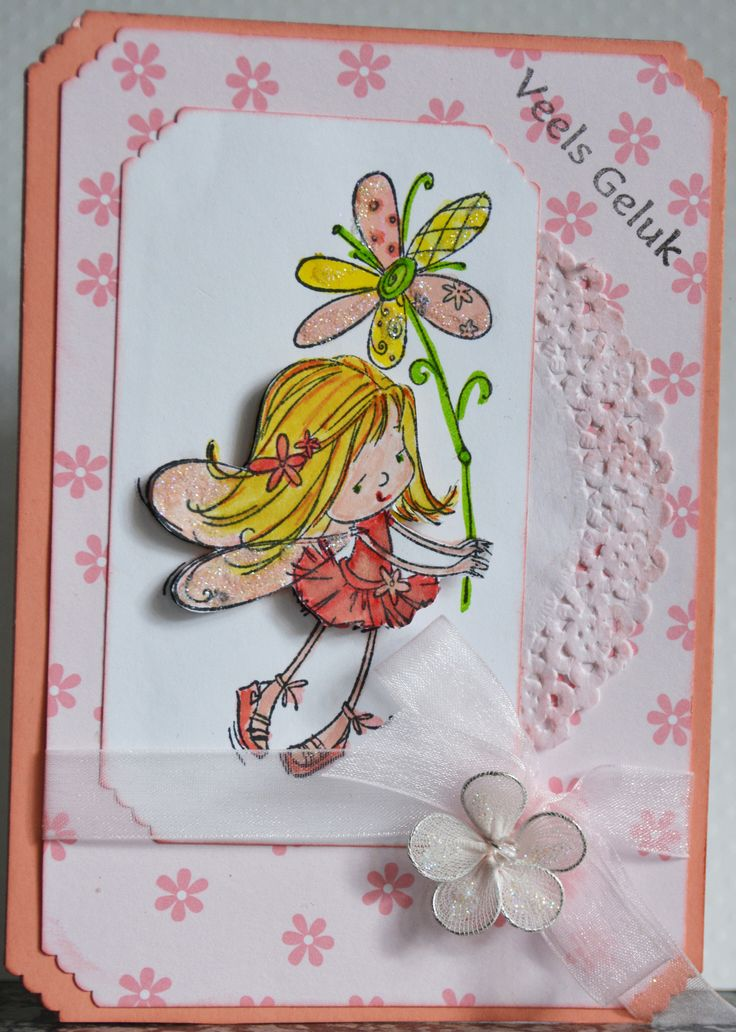 Sweet Elin is made with a stamp from Sugar Nellie