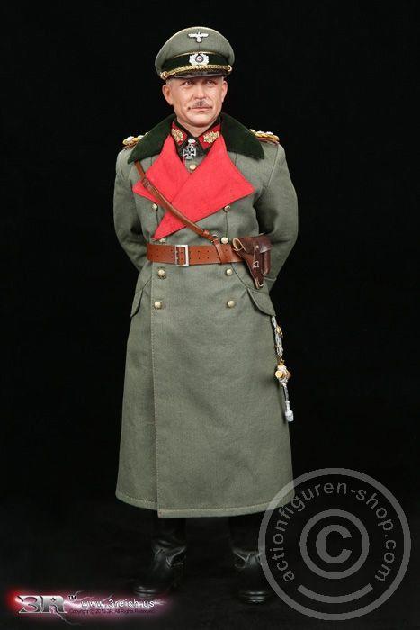www.actionfiguren-shop.com | Generaloberst Heinz Wilhelm Guderian | Online 1:6 Figuren und Zubehör kaufen