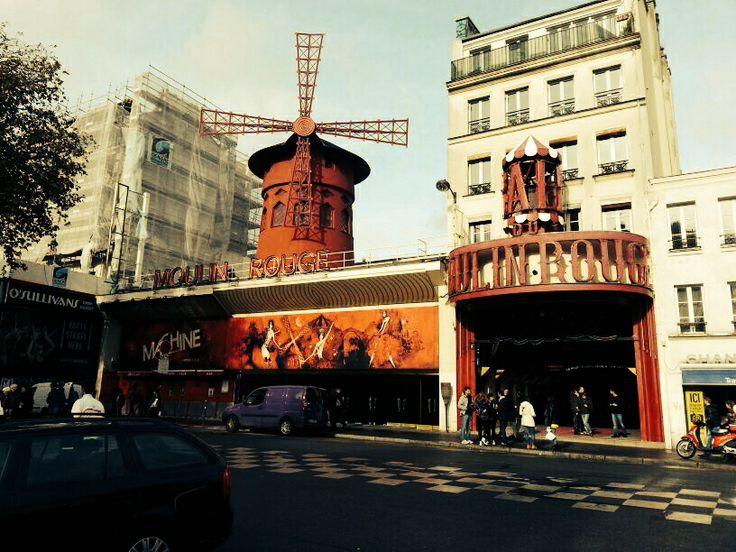 Mouline Rouge, Paris