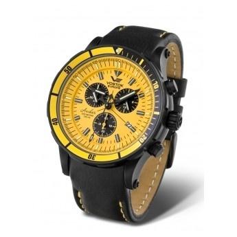 Relojes Amarillos Vostok Anchar http://www.tutunca.es/reloj-vostok-anchar-chrono-pvd-amarillo