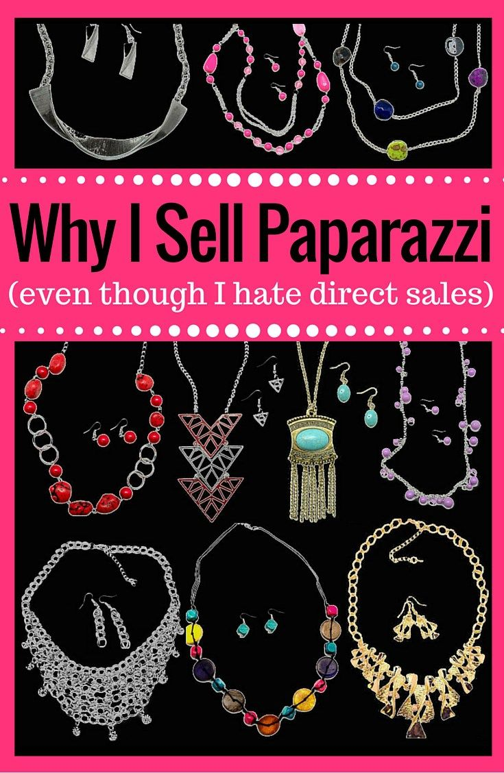Why I Sell Paparazzi Jewelry (even though I hate direct ...
