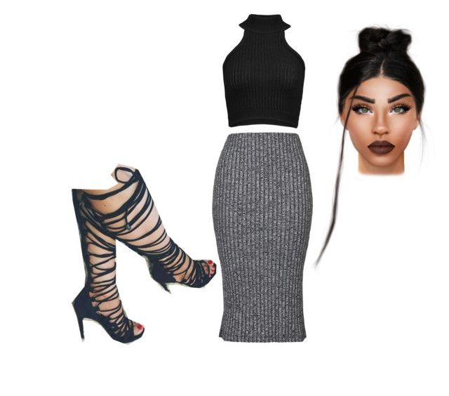 """""""Tonight Im Gonna Dance For youu"""" by beautyqueen-927 ❤ liked on Polyvore featuring Topshop and Cushnie Et Ochs"""
