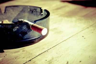 Postanowienia noworoczne: rzucam palenie