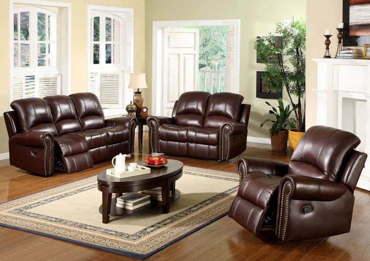Elegant And Durable Leather Living Room Sets Throughout Living Room Leather  Furniture