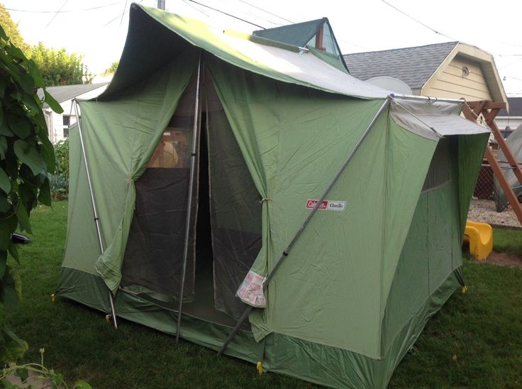 Coleman Canvas Tents: Best 25+ Canvas Wall Tent Ideas On