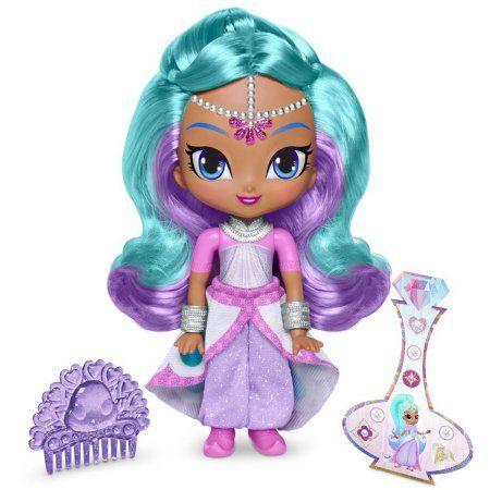 Got it! Em: Fisher-Price Princess Samira (from Shimmer & Shine) $8