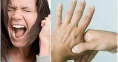 Cómo eliminar el estrés y la ansiedad presionando tus dedos