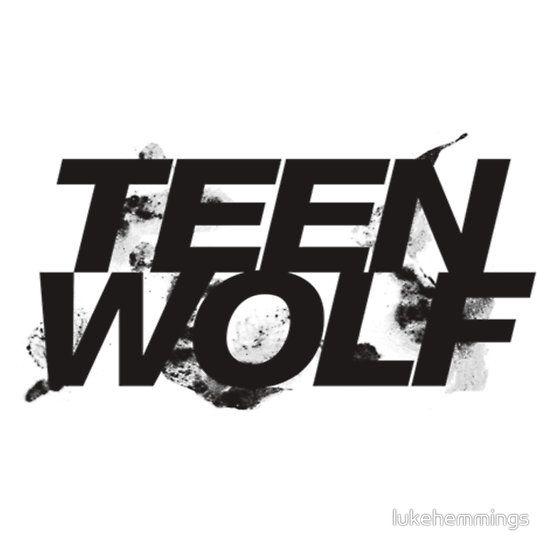 Teen Wolf Logo | Teen Wolf | Pinterest | Teen Wolf, Wolves ...