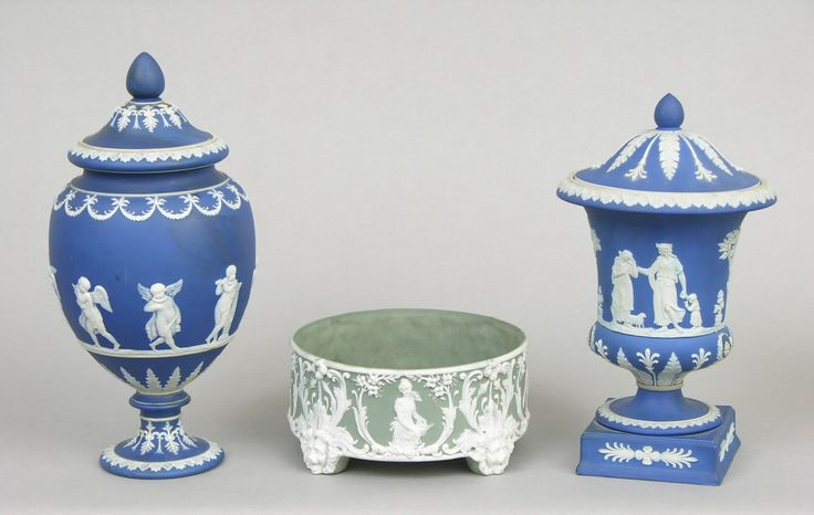 17 Best Images About Wedgewood Jasperware Blue Amp Green On