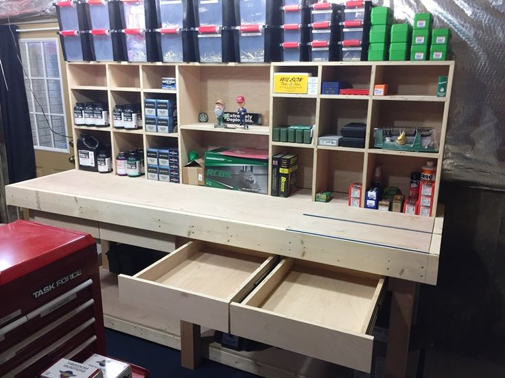 Reloading Bench Organization 28 Images Related Image