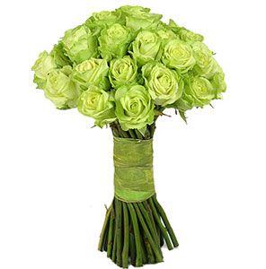 Лесная Нимфа Такие цветы дарят только избранным! Яркий и стильный зеленый букет способен превратить в праздник любой день. Вы смело можете принести его любимой на свидание, презентовать невесте на свадьбу или сестре на выпускной.