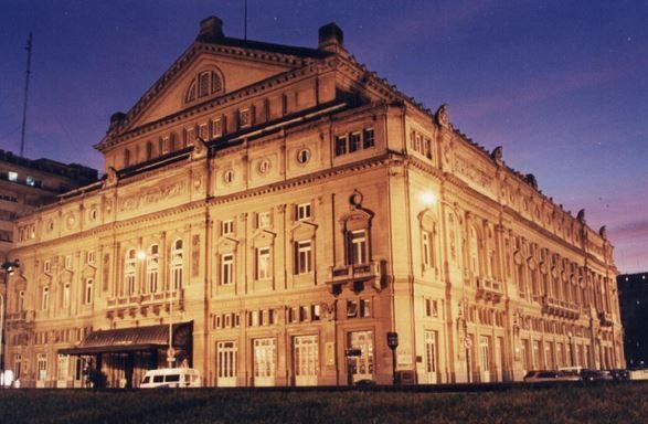 Argentina Teatro Colón