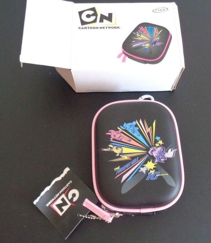 THE POWERPUFF GIRLS Promotional 10 YEARS Portable Speaker NEW Cartoon Network  | eBay