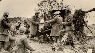 ΤΟ ΚΟΙΝΟ ΤΩΝ ΑΠΑΝΤΑΧΟΥ ΕΛΛΗΝΩΝ: Η δράση του Πυροβολικού της 8ης Μεραρχίας κατά την...