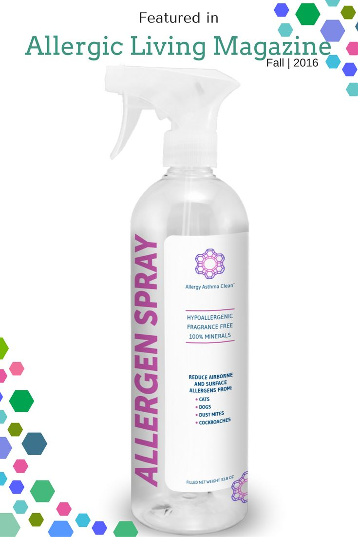 Pet allergies? Dust mite allergies? We got you covered. Hypoallergenic and fragrance free household cleaners and allergen reducers.