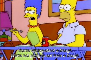 The 100 Best Classic Simpsons Quotes #thesimpsons