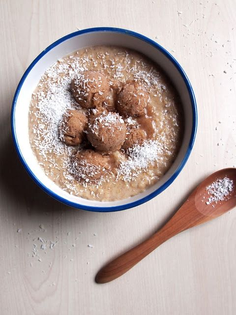 Smoothy Monday: Cinnamon Oat Porridge