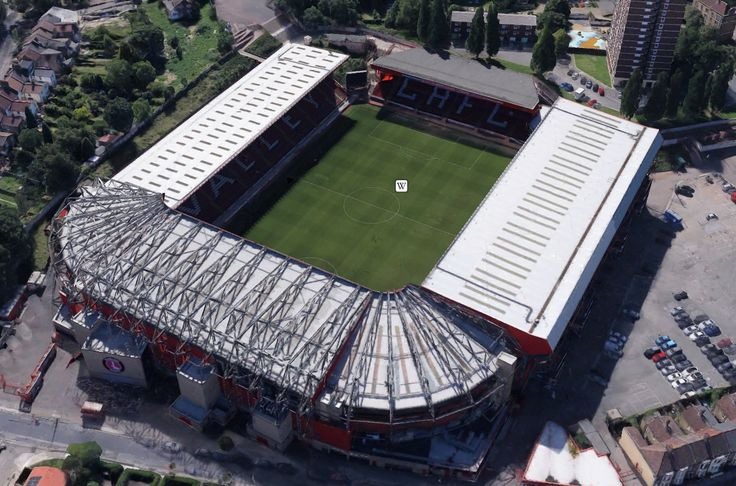 The Valley - Home of Charlton Athletic FC