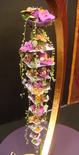 British entrant Neil Whittaker became one of the top 10 Interflora florists in the world