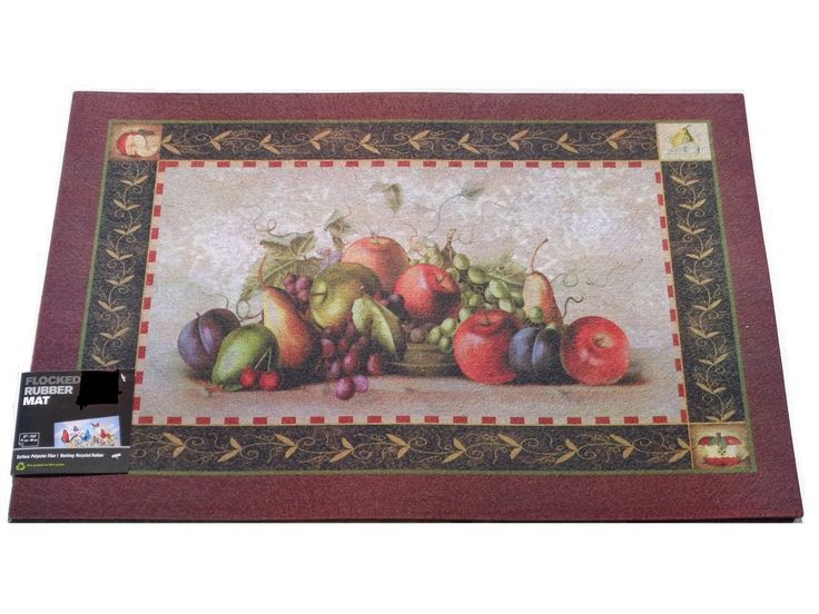17 Best Images About Apple Themed Kitchen Decor On Pinterest Dining Room Wall Art Kitchen Rug