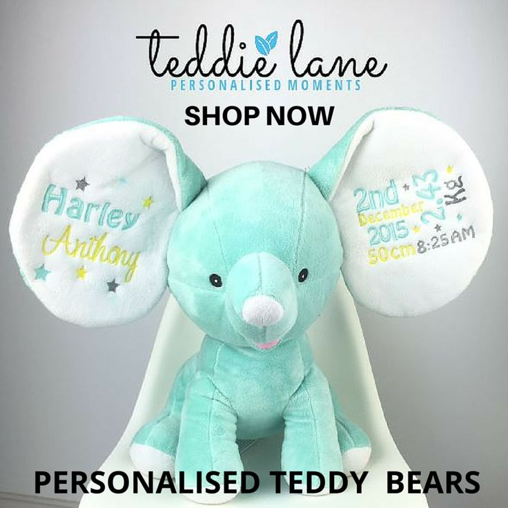 Order our teddy bears online or in our facebook shop. Prices start from $30.00 Click to see the shop now.