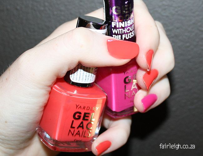 #MidWeekMani - Winter Brights - FairLeigh - The Girlier Side of a Geek