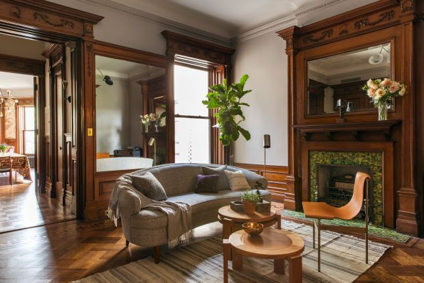 I would love to get rid of all of my traditional furniture and have all modern furniture - just like this!