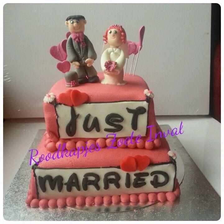 #bruidstaart #fun #speels