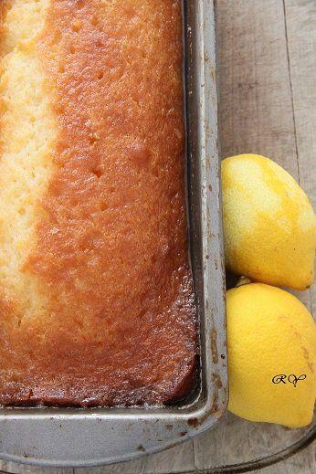 LİMONLU KEK (Limon Şerbetli)   Reyhan'ın Mutfağı