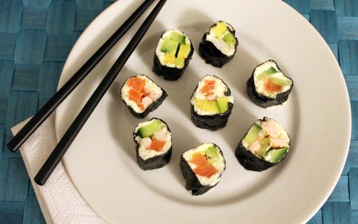 Sushi (LCHF)