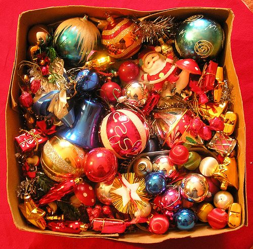 VINTAGE CHRISTMAS DECORATIONS AND TREES! | Cheap Holidays - Find a cheap holiday, Cheap Holiday Deals