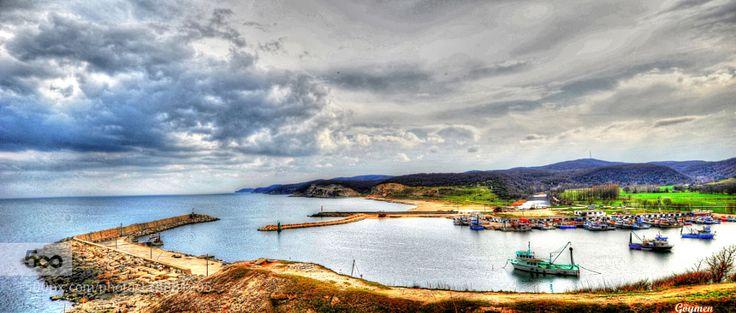 Kıyıköy by vhgoymen - Tagged by Mak Khalaf
