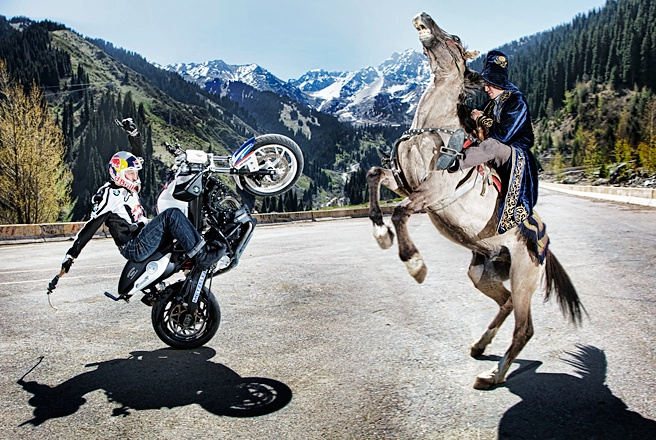 Fast Company's 50 most innovative companies in the world - no. 29 : Red Bull  for its successful transformation into being a media house !Bikes, Chris Pfeiffer, Risks Photography, Pfeiffer Versusum, Bull Photos, Vroom Vroom, Red Bull, Types Of Hors, Redbull