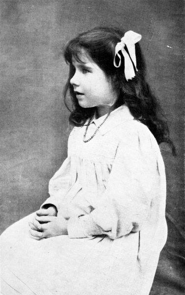 Lady Elizabeth Bowes Lyon,1906.