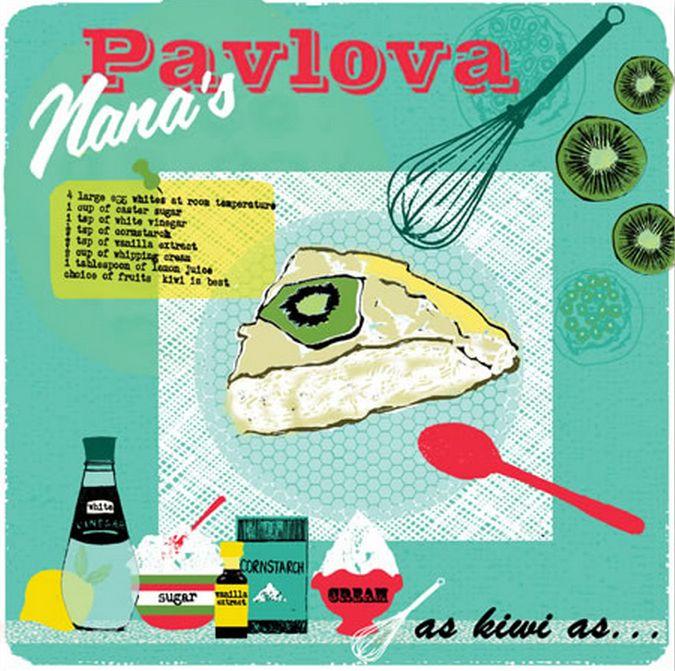 Pavlova by Lorna Siviter.