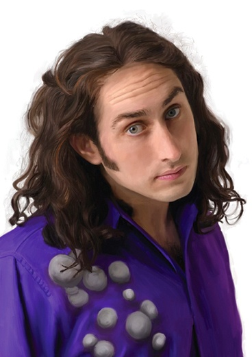 Ross Noble - Huge admiration for this man, there aren't many people who can go onstage and manage to improvise for about 60% of a show. Managed to see him live once and am also the proud owner of a signed dvd :D