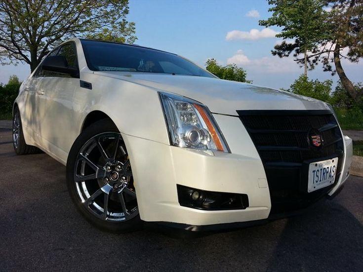 Tsirpas 2008 Cadillac CTS 16225345_large