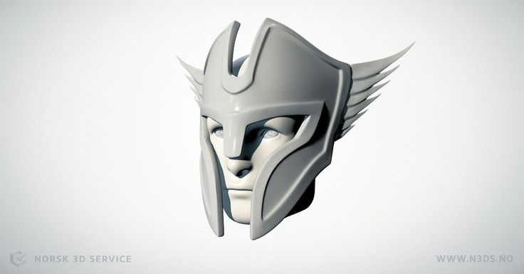 Check out this 3dmask. This is just fantastic!