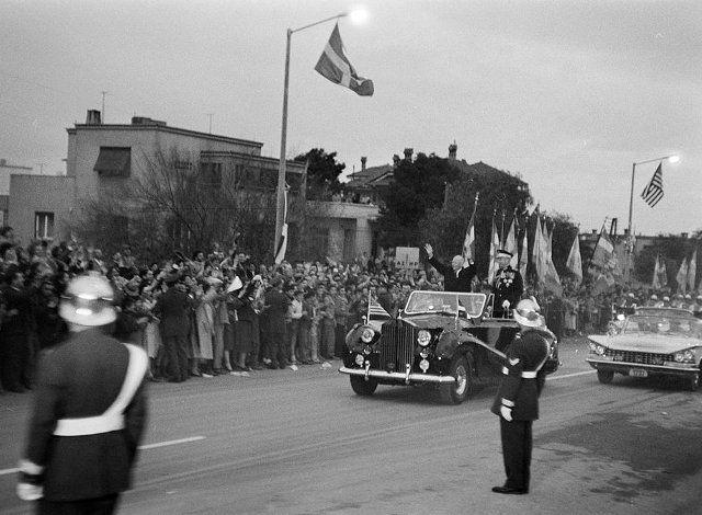 Οι επίσημες επισκέψεις αμερικανών προέδρων στην Ελλάδα