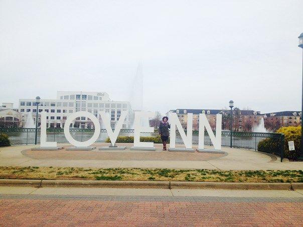 LOVEwork in Newport News Virginia.
