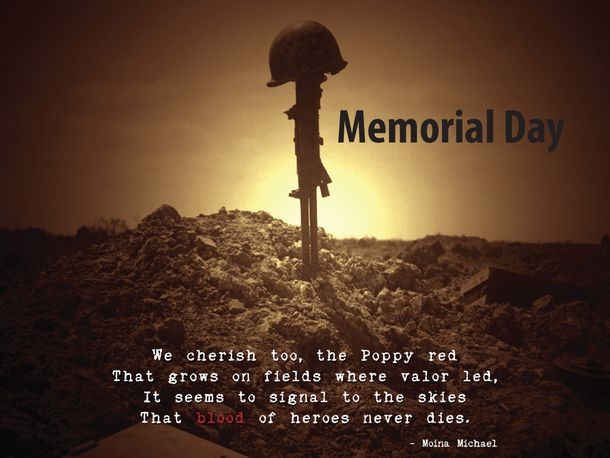 Memorial day salutes all those who have fought for our freedoms. Each and every soldier should be respected and honored and we have 25 quotes to do just that.