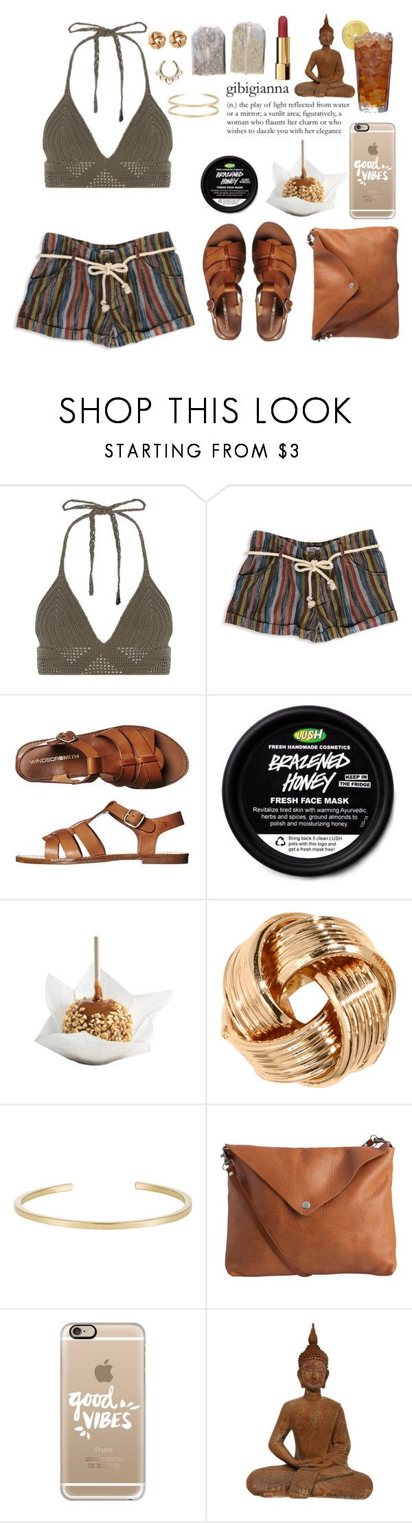 """🇯🇲 Happy Jamaican Independence Day 🇯🇲"" by love-rebelwolf ❤ liked on Polyvore featuring Windsor Smith, H&M, Jennifer Fisher, Pieces, Casetify and Chanel"