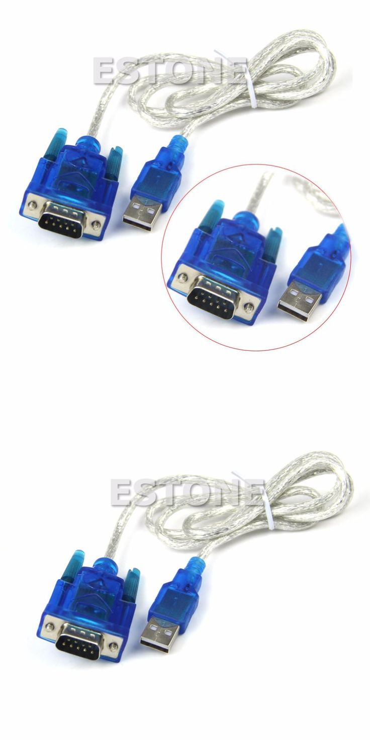 [Visit to Buy] USB to RS232 Serial Port 9 Pin DB9 Cable Serial COM Port Adapter Convertor #R179T#Drop Shipping #Advertisement